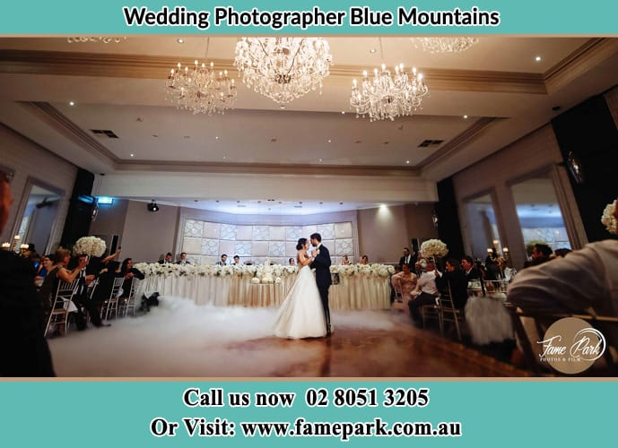Wedding Photos Blue Mountains