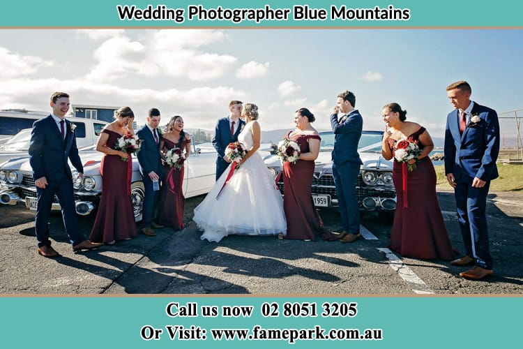 Blue Mountains Wedding Photography